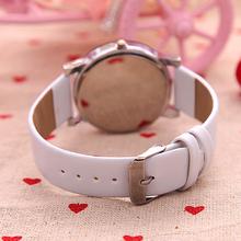 High quality Fashion Simple Women Casual Watch Little Cat Pattern wristwatch for Girl Students Quartz cartoon