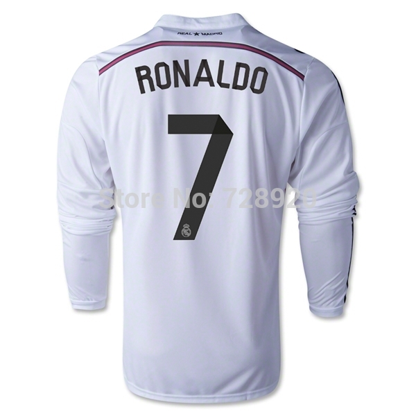 CHANP 14 15 CHICHARITO 14 15 Real Madrid Long Sleeve Jerseys 14 15 2015 14 15 real madrid