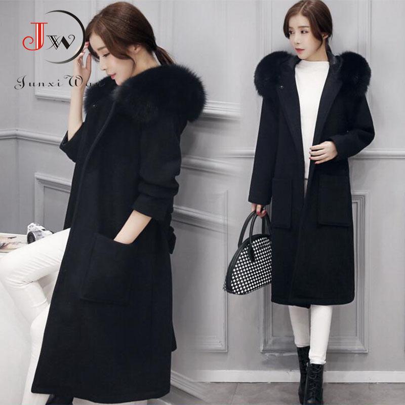 Popular Wool Jacket Hood Fur-Buy Cheap Wool Jacket Hood Fur lots
