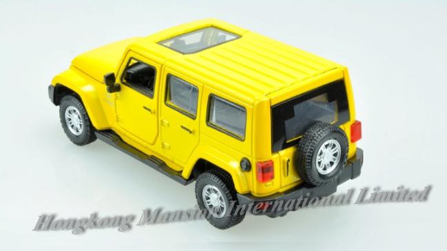 132 Car Model For Jeep Wrangler (3)