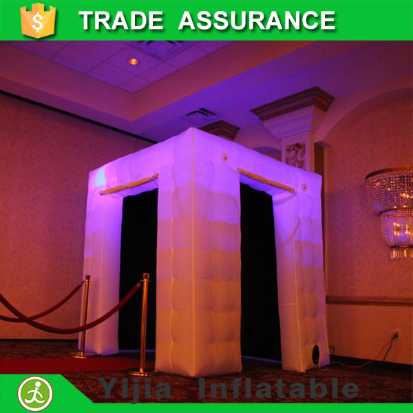 Aliexpress Best quality Advertising inflatables cabines photo booth(China (Mainland))