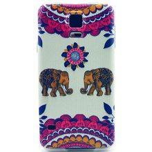 S5 Mini Case Soft Tpu Gel Case Cover For Samsung Galaxy S5 Mini G800 Clear Side