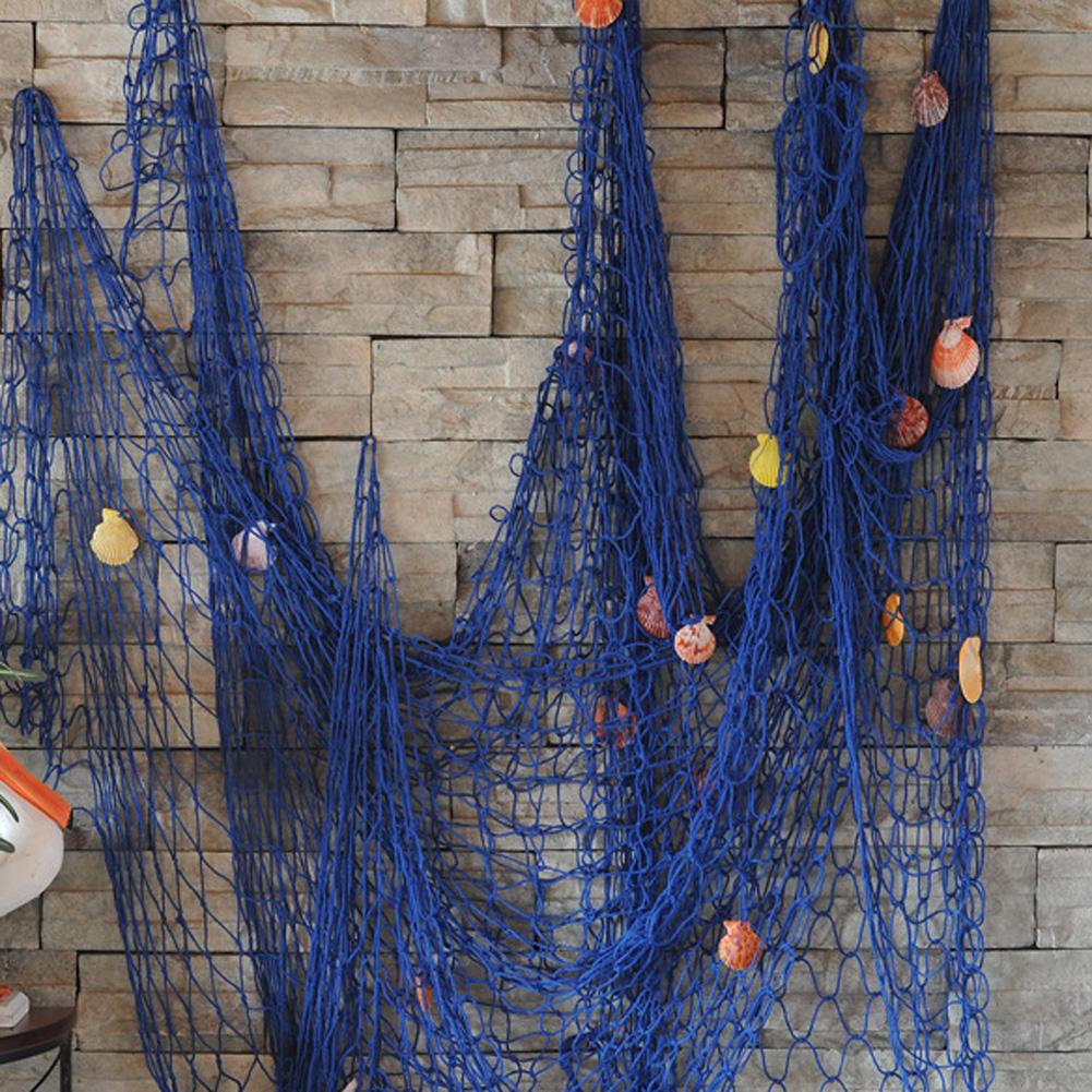 Decorative Fish Netting Popular Nautical Decorative Fish Net Buy Cheap Nautical Decorative