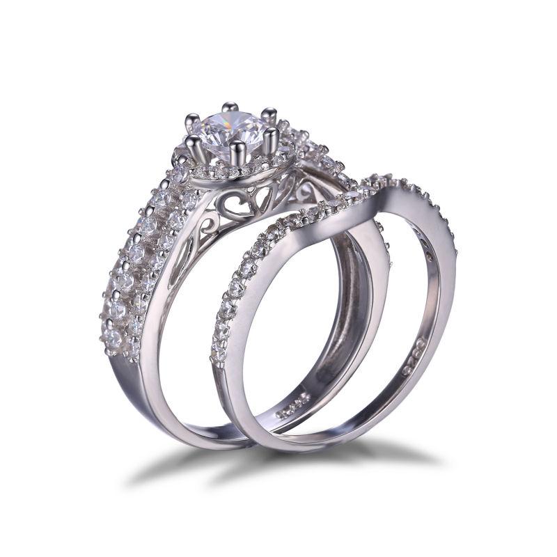 aliexpress buy anniversary cz engagement wedding