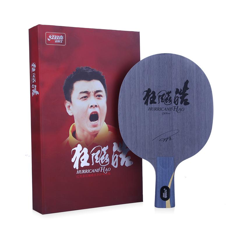 Original DHS Hurricane HAO Pure Wood Racket Table Tennis Blade Ping Pong Bat<br><br>Aliexpress