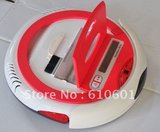 Cleaner>> vacuum cleaner>>cleaner robot>>Intelligent cleaner>>2012 hot new model