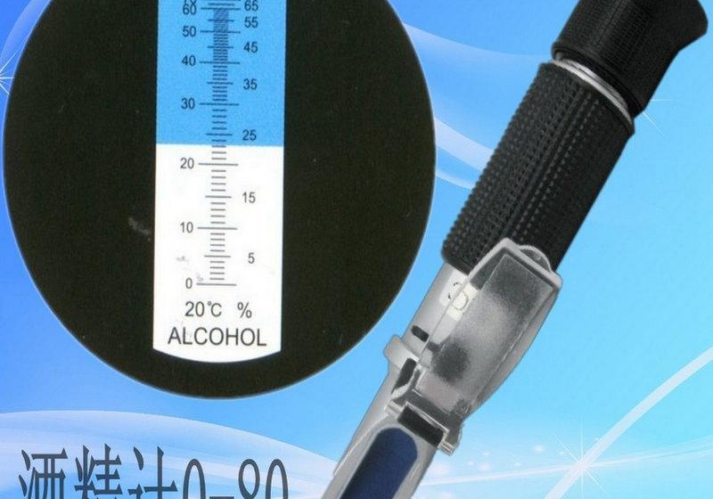 Alcohol concentration of alcohol tester alcohol concentration measuring instrument liquor analyzer