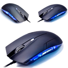 1pc New Arrival 1600 DPI 6 Button LED Optical USB Wired Mouse Gamer Mice computer mouse Gaming Mouse For Pro Gamer Newest CY0804(China (Mainland))