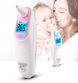 Infrared baby Thermometer Non contact LCD Digital Ear Forehead Laser Body Temperature Baby adult medical fever