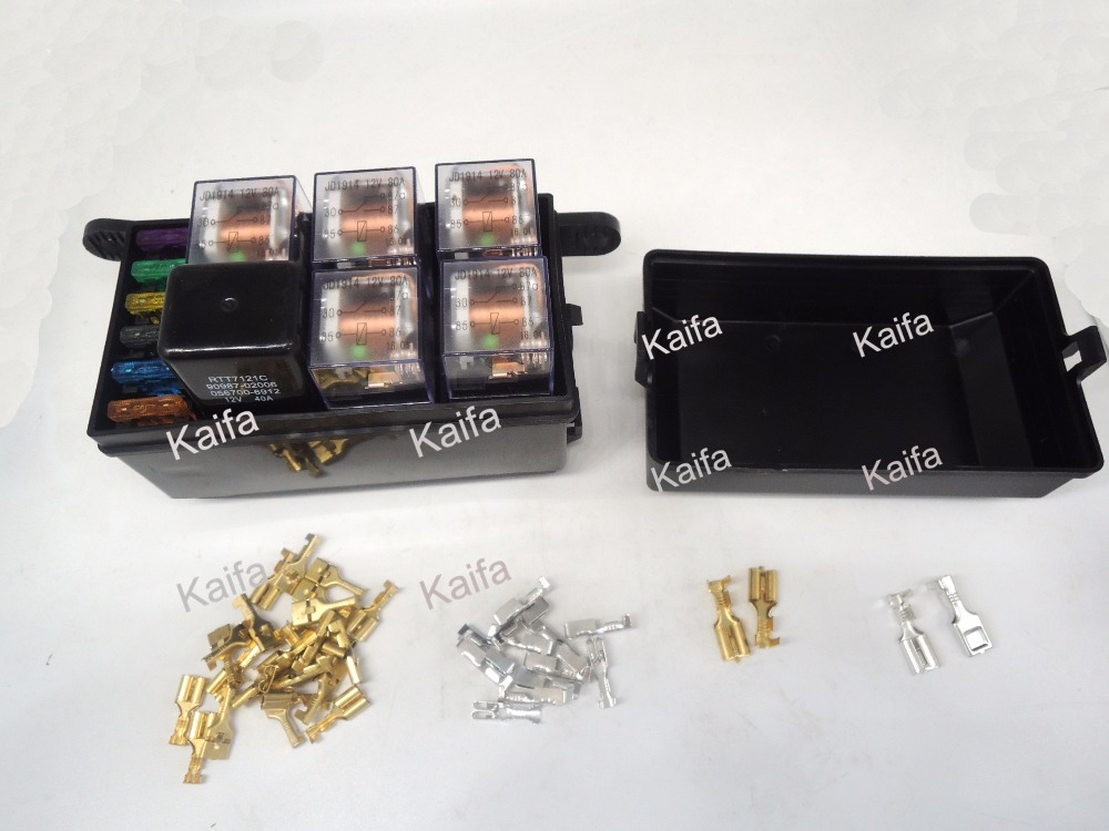 Fuse Box Car Price : Car seat relay fuse box holder engine compartment