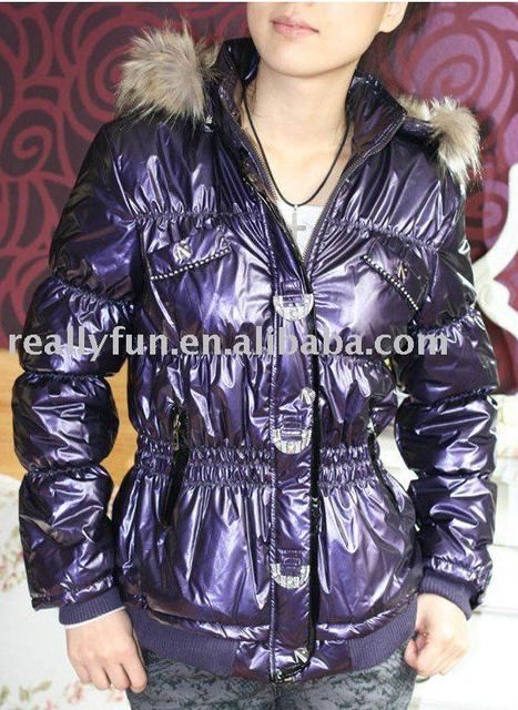 Free Shipping/Hot Selling Women's Fashion Jacket, Winter Warm Coat Jacket WJ0011