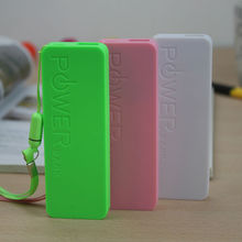 Super Slim Perfume Power Bank 5600mAh Portable External Battery Charger Li Polymer Powerbank for iPhone Samsung