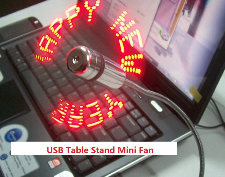 Gifts made fan processing factory usb power supply windy electroplate Computer can be directly power supply Advertising fan(China (Mainland))