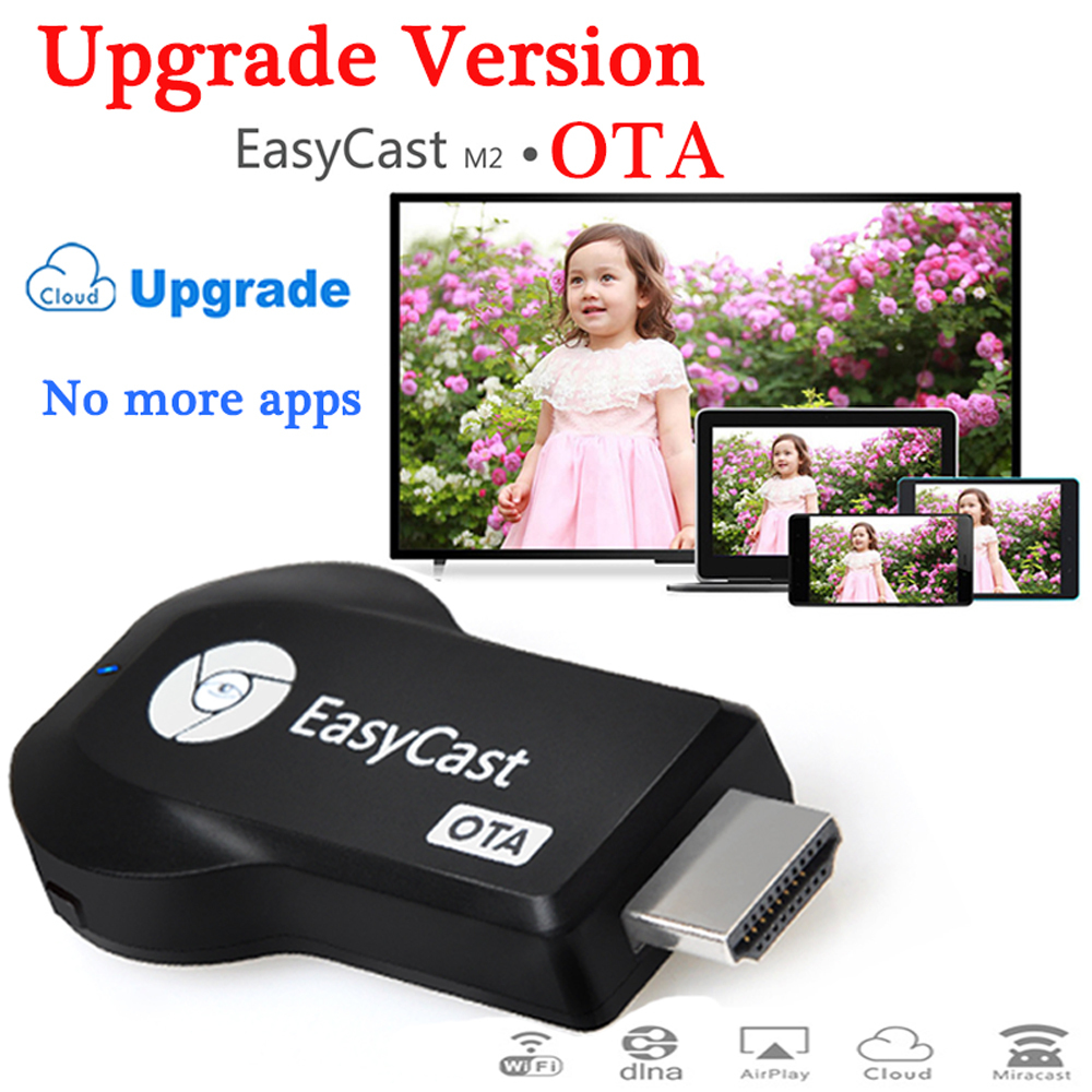 2015 Upgrade Newest Ezcast M2 OTA Miracast Dongle TV stick DLNA Miracast Airplay MirrorOP for ios andriod better than Chromecast(China (Mainland))