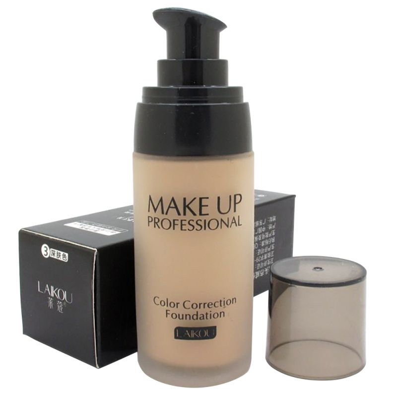 40 ml Whitening Liquid Foundation Concealer Moisturizer Oil-control Waterproof Makeup(China (Mainland))