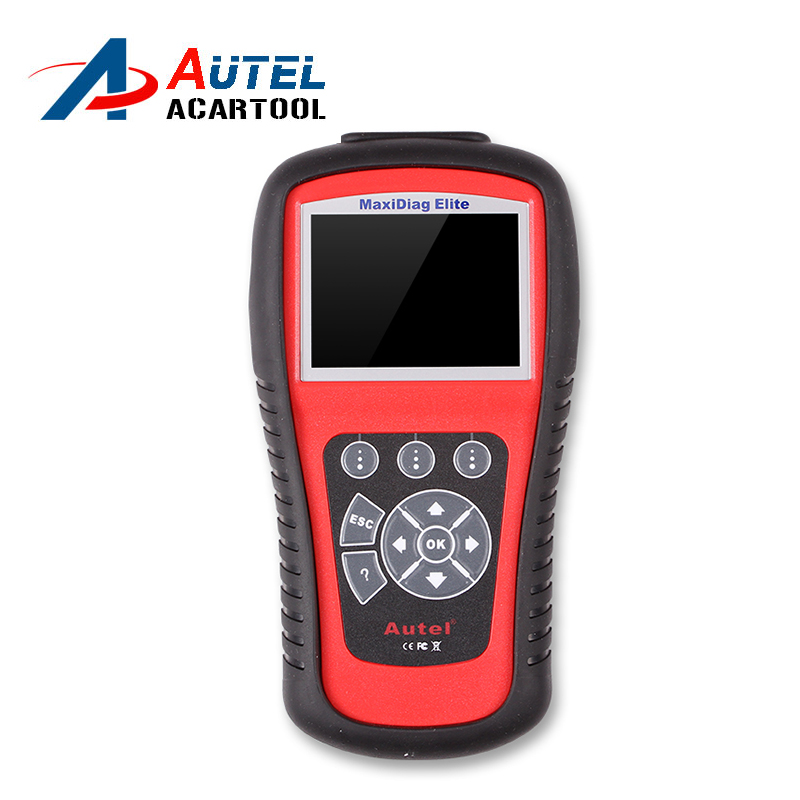AUTEL MaxiDiag Elite MD802 for 4 System With Data stream Model Engine,Transmission,ABS and Airbag 4 in 1 Auto Code Scanner(China (Mainland))