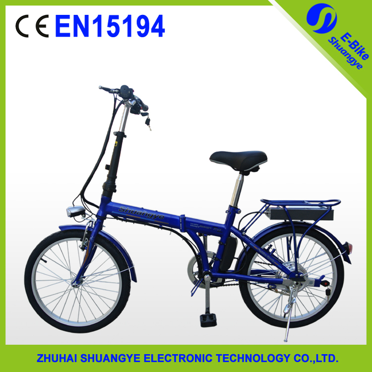 cheap 20 36v 12ah folding electric bicycle