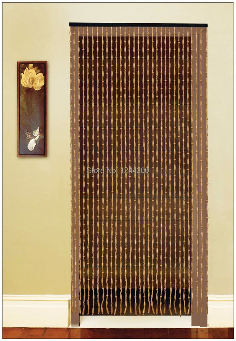 wooden bead door curtain australia soozone