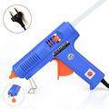 NEWACALOX Industrial 150W EU Plug Hot Melt Glue Gun with 1pc 11mm Stick Heat Temperature Tool