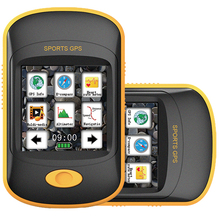 2015 new Sports GPS with Heart Rate Monitor  HRM support geocaching(China (Mainland))