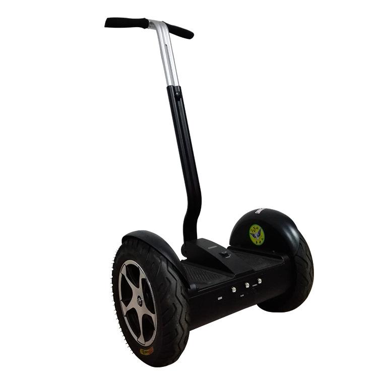 Two wheeled self balancing electric vehicle intelligent thinking two wheel balanced Vehicle version city - China Best center store