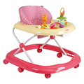 High Quality Multifunctional Baby Walker Anti Rollover Large Chassi Baby Walk Learning Car Music Stroller Foldable