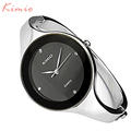 2016 New Fashion Kimio Relojes mujer Wristwatch Bracelet Quartz watch Woman Ladies Watches Clock Female Dress