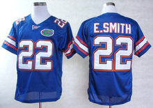 cheap Florida Gators #22 Emmitt Smith,2016 cheap Style Cheapest Sportest Jersey,Free Shiping,College Football Jerseys,Can Mix Or(China (Mainland))