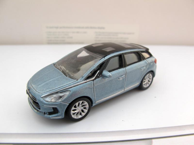 NOREV 1:6 four alloy CITROEN C4 CITROEN clear scuttle the brand new automotive mannequin
