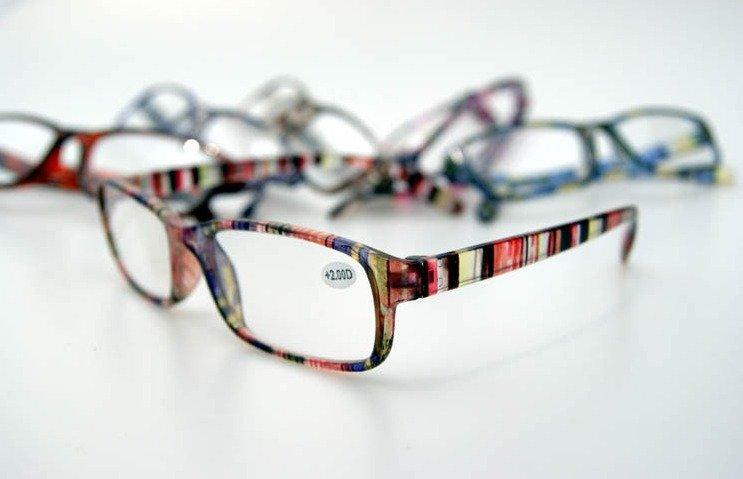 15pcs lot plastic reading glasses accept mixed color
