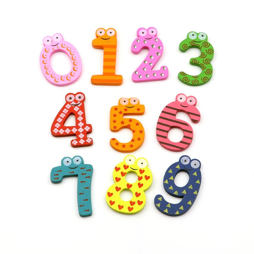 0 9 Number Kids Creative Toys Loveliness Children Puz Game