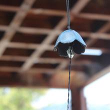 Rumah Taman Gantung Bell Besi Lonceng Angin Berkat Baik Keberuntungan Kesehatan(China)
