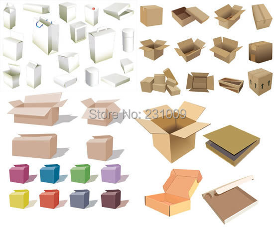 customized OEM kraft paper box printed logo personal tailor foe gift candy packaging - The World of Paper store