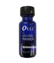 Acid Free UV Gel Primer Bond 0 5oz Nail Tips Soak Off for UV Gel System