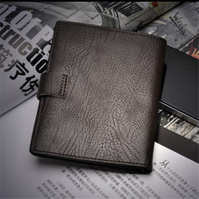 Free Shipping Male Genuine Leather Card Holder Wallet Documents Bag Fashion Man Wallet Super Thin Personalized
