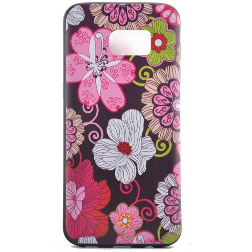 Coque Cases fundas Samsung Galaxy S7 edge Case Black TPU soft Silicone case cover shell Cover dream catcher capa para - Wang-Gou technology Co.,Ltd store