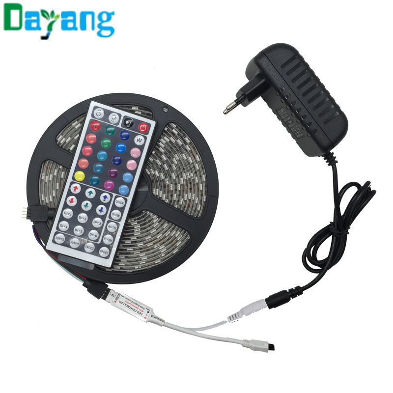 Buy discount 12v 10m 5m rgb led strip 5050 5m roll waterproo - Discount televiseur led ...