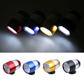 6 LED Waterproof Bike Cycling Safety Head Light Bike Flash light Tail Light H1E1