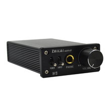 Buy TPA6120A2 H9 digital amp HIFI audiophile headphone amplifier two large audio input channel amplifier for $65.50 in AliExpress store
