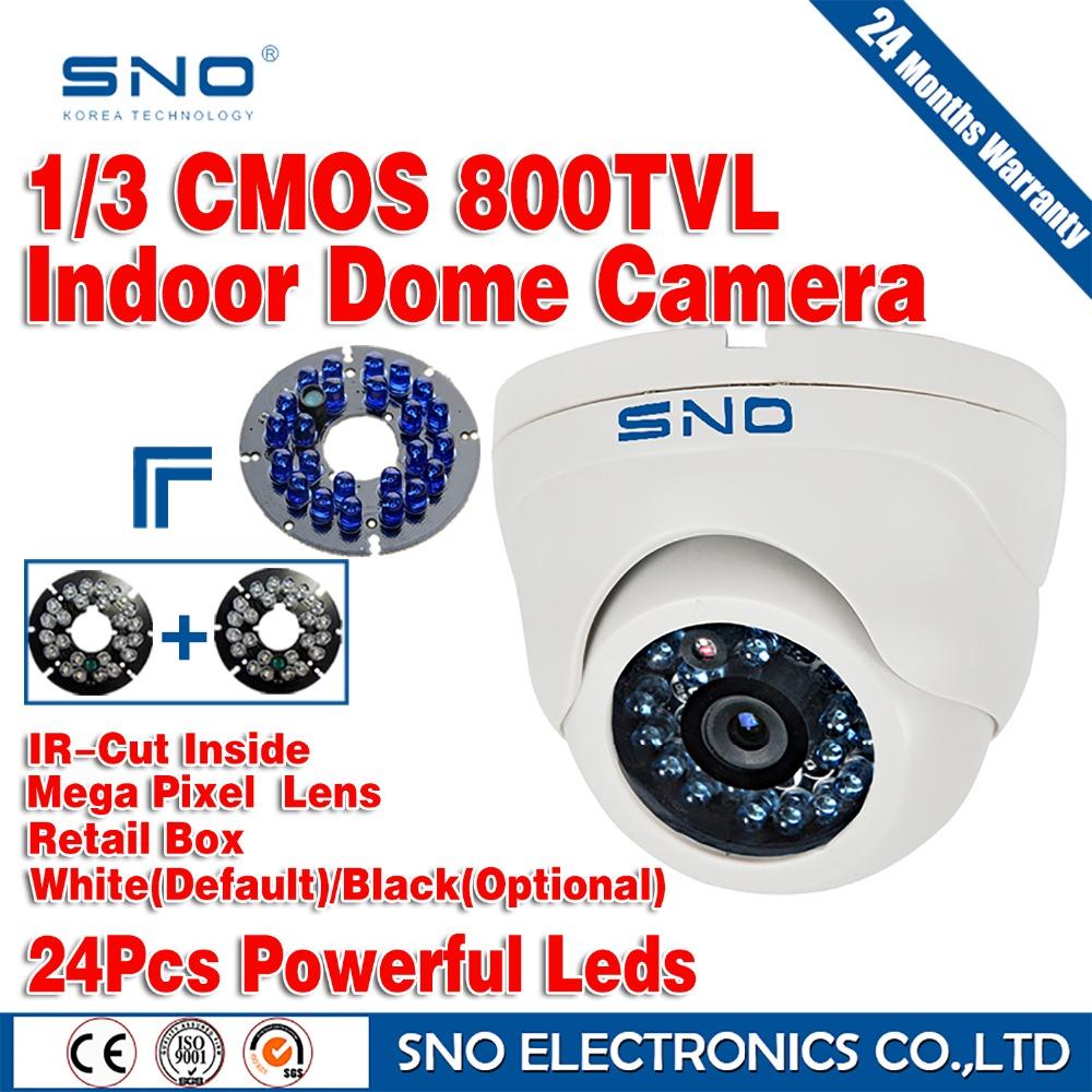 SNO 2016 High Quality cctv camera HD 800TVL sony cmos ccd cctv cam IR surveillance camera security camera wholesale dome cameras(China (Mainland))