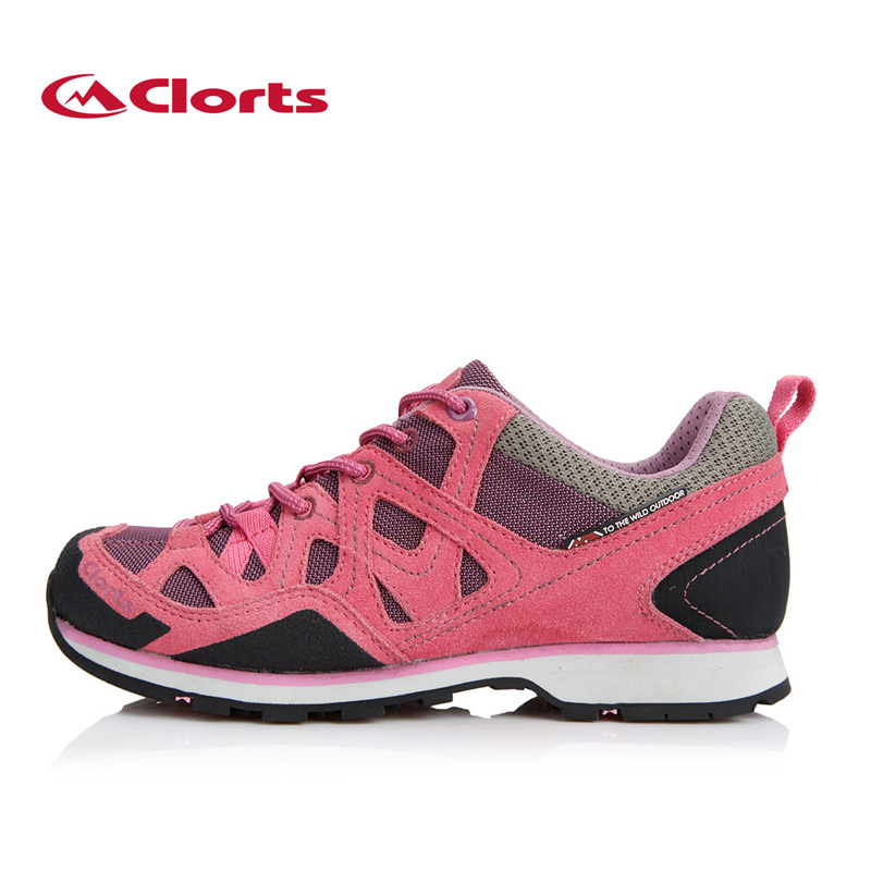 2015 Clorts Woman Approach Shoes Woman Breathable Fashion Trekking Mountain Shoes 3E004C<br><br>Aliexpress