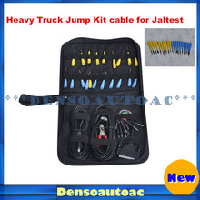 heavy truck jump kit cable for jaltest(China (Mainland))