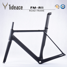 Buy 2017 NEW carbon fiber bicycle frame Di2&Mechanical racing bike carbon road frame+fork+seatpost+headset carbon road bike for $379.40 in AliExpress store