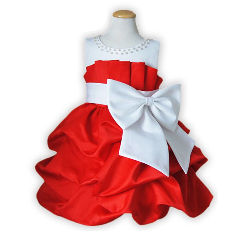 Wedding clothes vestido de meninas in dresses from mother amp kids on
