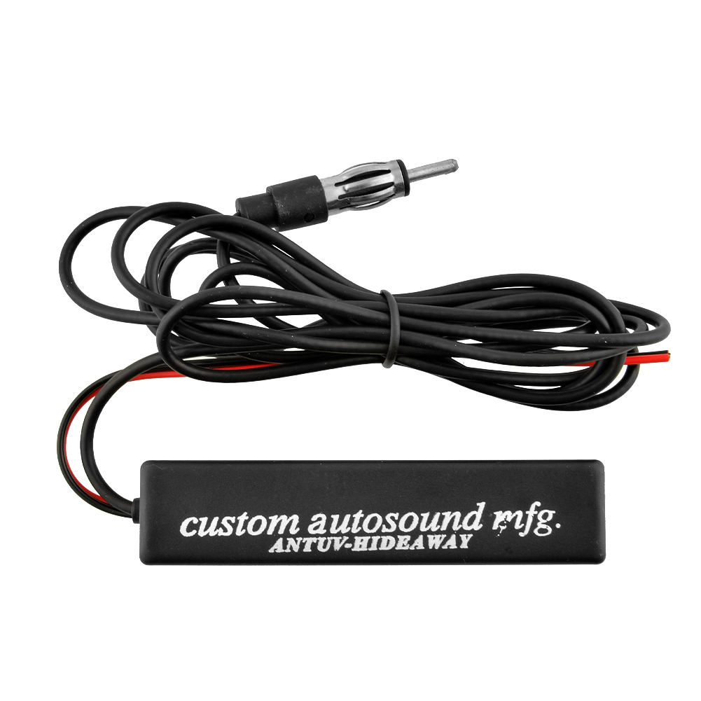 Stereo Radio AM FM Hidden Amplified Antenna Universal For Car Truck Vehicle Free shippingFree Shipping(China (Mainland))