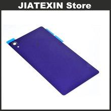 Buy JIATEXIN Replacement Glass Battery Housing Cover Sony Xperia Z2 L50W D6503 D6502 D6543 Battery Back Cover Sticker for $4.41 in AliExpress store