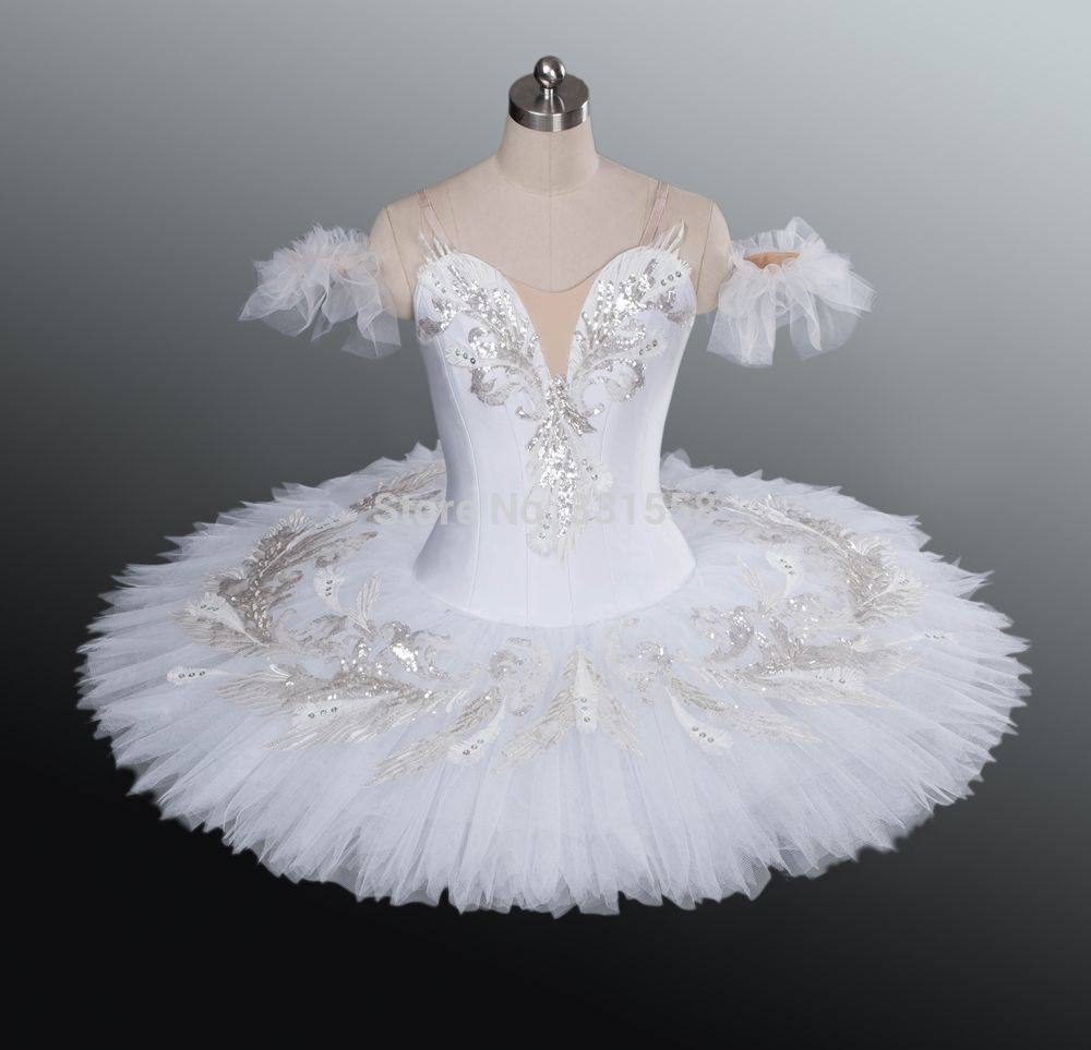 2014 New Arrival,Adult White Swan Lake Ballet Tutu,Girls Professional Tutu,Performermance Classical ballet Costumes tutu - Swangirl Dancewear Co,.LTD store