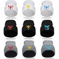 2016 Winter Hat Pokemon Go Knitted Hat Team Valor Team Mystic Team Instinct Pokemon go cap
