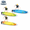 Great Wall 2310 2 4GHz High Speed Remote Control Surfboard RC Surf Boat Surfer Toys in