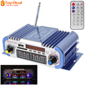 Sales HY601 Hi Fi Mini Digital Motorcycle Auto Stereo Power Car Amplifier 12V Audio Music Player